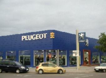 Peugeot Automóviles Coll