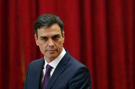 Pedro Sánchez ha decretado este viernes el estado de alarma.