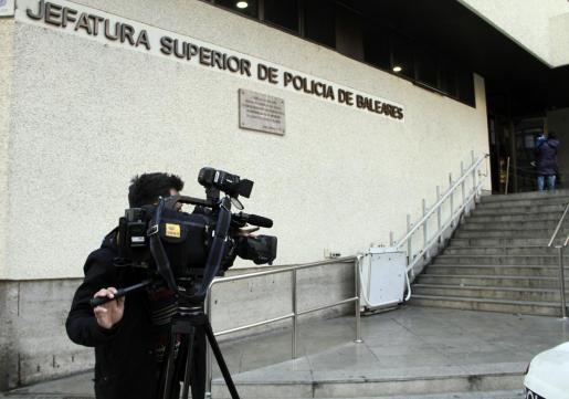 Imagen de la Jefatura Superior de Policía de Baleares.