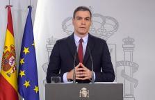 """Sánchez anuncia que su Gobierno será """"la autoridad competente"""" en toda España"""