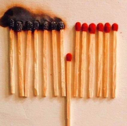 Imagen del mensaje lanzado por Sergio Llull para concienciar de la importancia de no salir de casa.