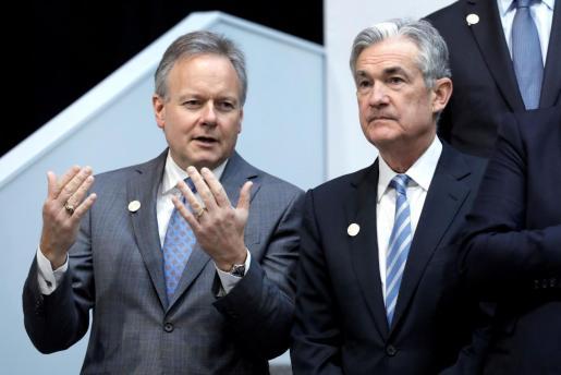 La Reserva Federal recorta los tipos de interés hasta casi 0%.