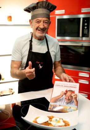 El cocinero Karlos Arguiñano es uno de los más conocidos.