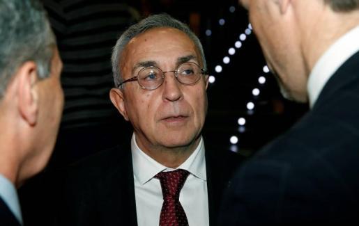 El presidente del Comité Olímpico Español, Alejandro Blanco.