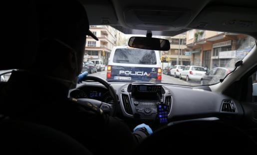 La Policía Nacional sancionó al joven por no cumplir las restricciones del estado de alarma