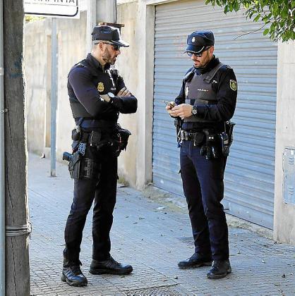 La Policía Nacional se hizo cargo de la investigación.