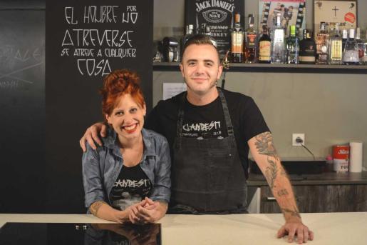 Ariadna Salvador y Pau Navarro, de Clandestí, iniciarán estas videorecetas.