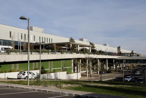 Vista del hospital de Son Espases.
