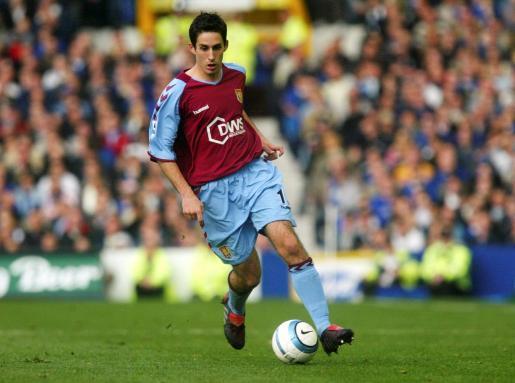 Imagen de Peter Whittingham en su etapa como jugador del Aston Villa.
