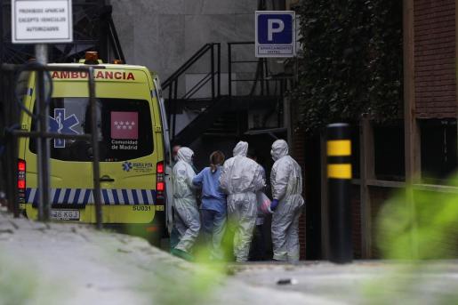 Los hospitales españoles no están colapsados todavía.