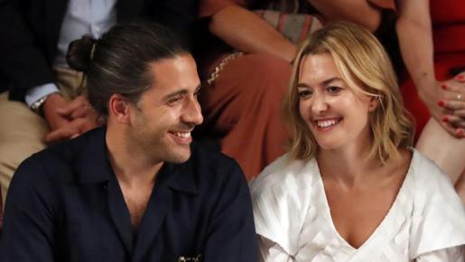 Carlos Torretta y Marta Ortega, en una reciente imagen.