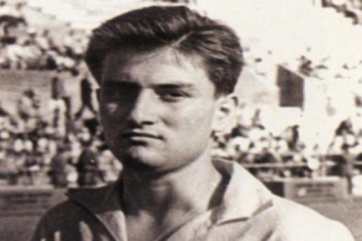 Imagen del que fuera jugador de Las Palmas y Atlético Baleares, entre otros, Ricardo Martínez 'Ricardito'.