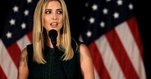 La hija de Trump, Ivanka Trump, en una imagen de archivo.