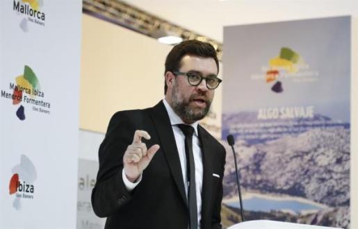 Antoni Noguera, portavoz de Més per Mallorca.
