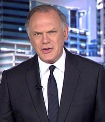 El jefe de informativos de Telecinco, en su regreso.