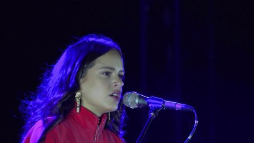 Rosalía ha lanzado este martes un nuevo tema a las plataformas digitales.