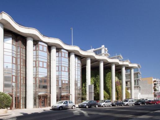Imagen del hotel Catalonia Majórica, en Palma.