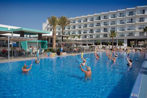 Imagen de archivo de uno de los hoteles de Riu en España.