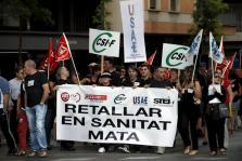 palmabotamanifestacio contra el tancament d'hospitals