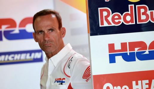 Alberto Puig, director deportivo de HRC.