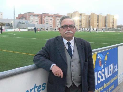 Antoni Girón, ex presidente del Patronato.