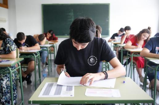 La celebración de las denominadas Pruebas de Bachillerato de Acceso a la Universidad (PBAU) será los próximos 7, 8 y 9 de julio.