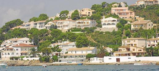 El alquiler turístico está muy extendido en Baleares-