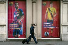 ERTE FC Barcelona
