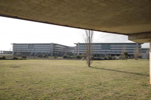 Imagen de archivo del Hospital Son Espases.