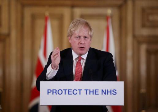 Boris Johnson, en una imagen reciente.