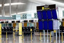 Cierra la T2 aeropuerto El Prat y toda la actividad se concentrará en la T1