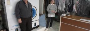 Las lavanderías, un refugio para los hospitales