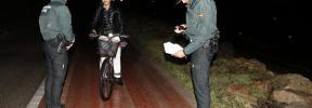 La Guardia Civil extrema la vigilancia por las noches en la Part Forana