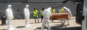 La Funeraria de Palma cobra 459 euros por atender a fallecidos infectados