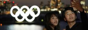 Los Juegos de Tokio podrían inaugurarse el 23 de julio de 2021