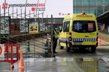 Ligero descenso en las cifras diarias de fallecidos con coronavirus en España