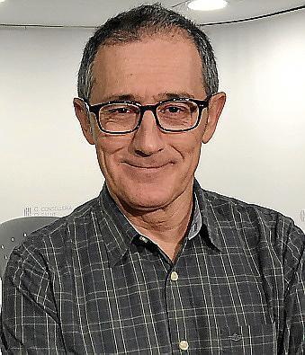 El portavoz del Comité de Gestión de Enfermedades Infecciosas de las Islas Baleares, Javier Arranz.
