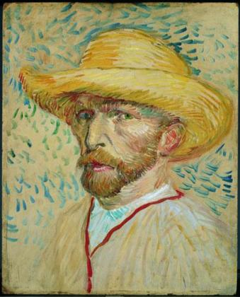 Imagen del pintor Vicent Van Gogh.