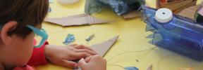 Iniciativas para pequeños artistas durante el confinamiento
