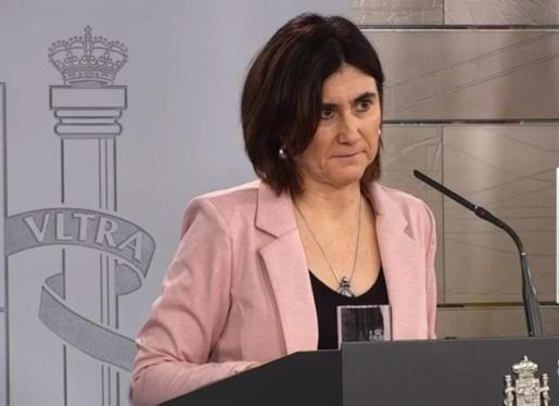 María José Sierra, del Centro de Alertas y Emergencias Sanitarias.