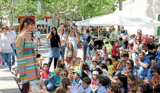 El Festival Contesporles es uno de los eventos del libro infantil y juvenil más importantes de Mallorca.