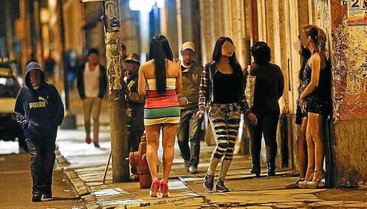 El colectivo de prostitutas ha quedado en una situación de especial vulnerabilidad al no poder trabajar.