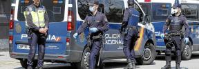 Detenida una pareja de es Raiguer por pasear por Palma sin motivo justificado