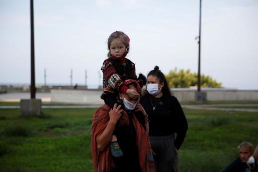 Ciudadanos daneses varados en Perú por el brote de coronavirus.