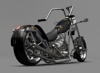 Harley Davidson, Motos y accesorios Salom