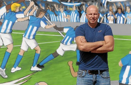 Ingo Volckmann, presidente y máximo accionista del Atlètic Baleares