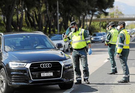 La Guardia Civil, a la caza de los «conductores rebeldes