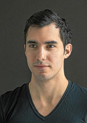 El artista menorquín Pablo Delcán.