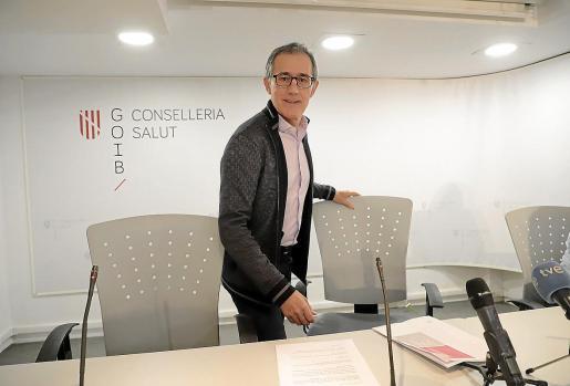 El portavoz del comité autonómico de la gestión del coronavirus, Javier Arranz, explicó este domingo, en cualquier caso, que conviene ser prudentes