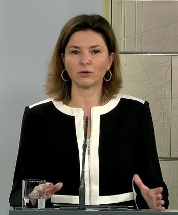 María José Rallo, secretaria general de Transportes.